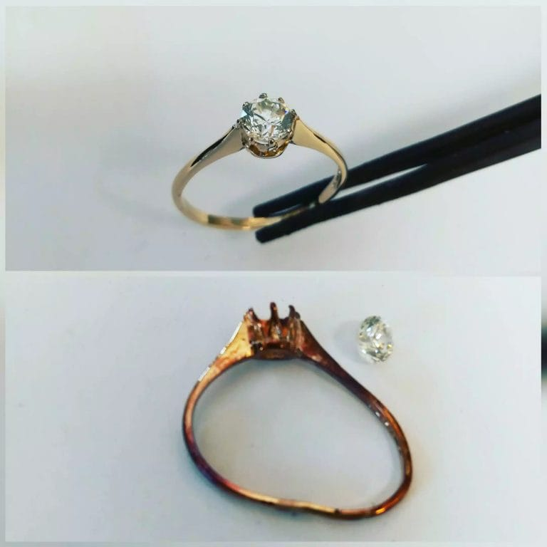 Ring Resizing Jewellery Repair Services Tesouro Goldsmiths Belfast